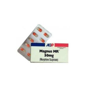 Buy Magnus MR Morphine 30mg Pills Online